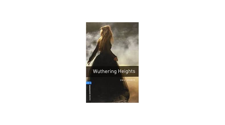 کتاب داستان ترجمه شده آکسفورد بلندی های بادگیر Wuthering Heights