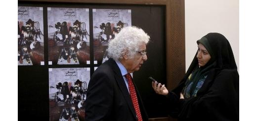 لوریس چکناواریان: فقط کالای ایرانی خریداری می کنم