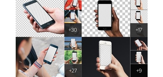 دانلود مجموعه موکاپ لایه باز موبایل، آیفون، آیپد، تبلت، اپل واچ و ...