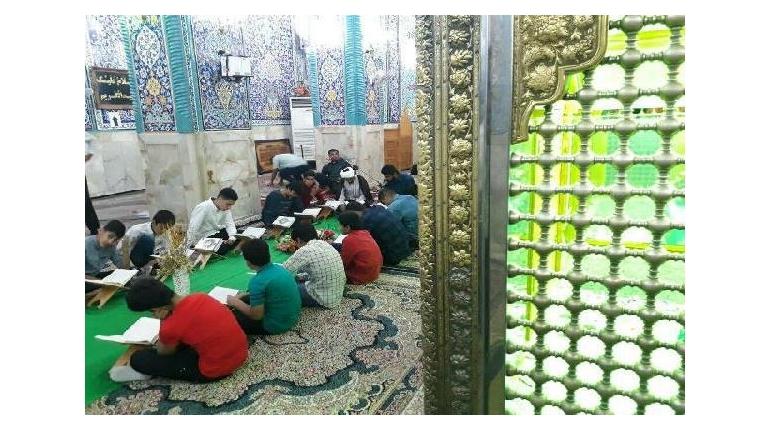 برپایی کرسیهای تلاوت قرآن کریم در چهار مسجد تهران
