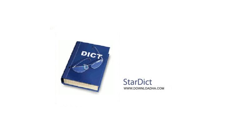 نرم افزار دیکشنری StarDict v3.0.2