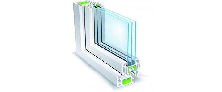 شرکت شیشه استاندارد در پنجره دو سه جداره