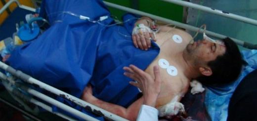 ضربات چاقو شکارچیان غیرمجاز دو محیط بان گلستانی را مجروح کرد