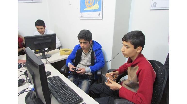 گزارش تصویری مسابقات فوتبال جام دیجیتال شهرستان خمین