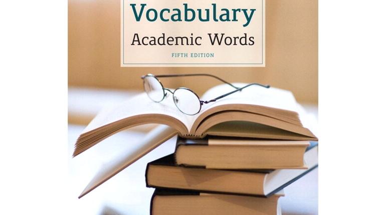 تقویت واژگان آکادمیک زبان انگلیسی Academic Vocabulary