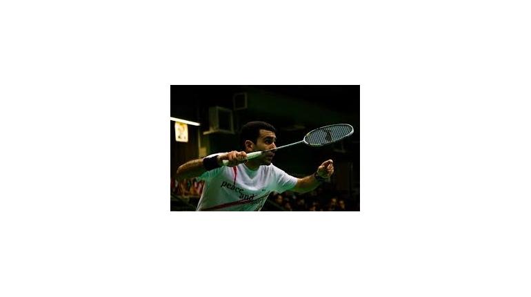 کاوه مهرابی: هنوز شانس حضور دررقابتهای بدمینتون المپیک لندن را دارم