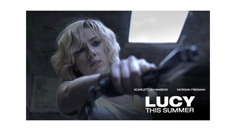 اکشن تخیلی «لوسی»  سینماهای آمریکای شمالی را تسخیر کرد!