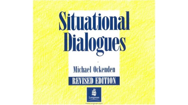 آموزش مکالمات روزمره ی انگلیسیSituational Dialogues