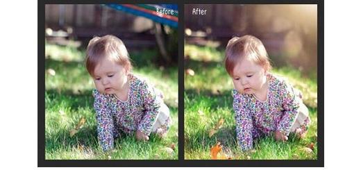 دانلود تصاویر کلیپ آرت افکت نور خورشید واقعی مناسب برای عکاسان