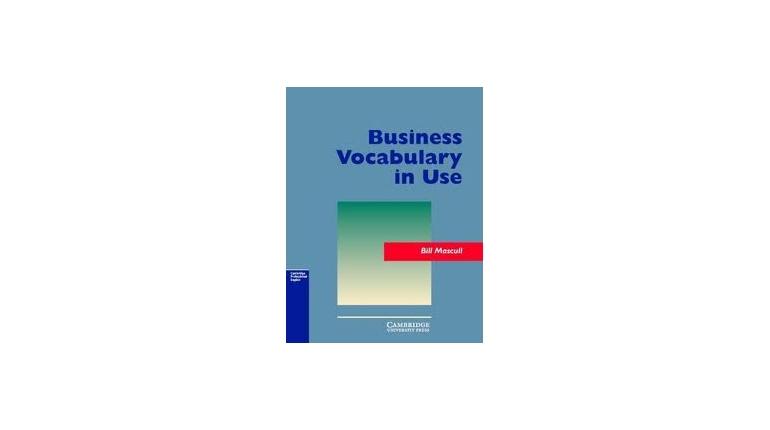 آموزش لغات و اصطلاحات تجاری و کاری با کتاب Business Vocabulary in Use