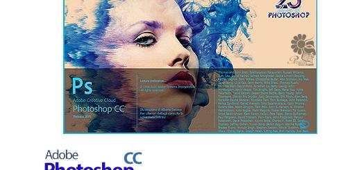دانلود نرم افزار ادوبی فتوشاپ سی سی - Adobe Photoshop CC 2015 v16.1.1 x86/x64