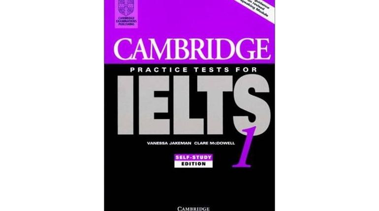 دانلود Cambridge Practice tests for IELTS 1