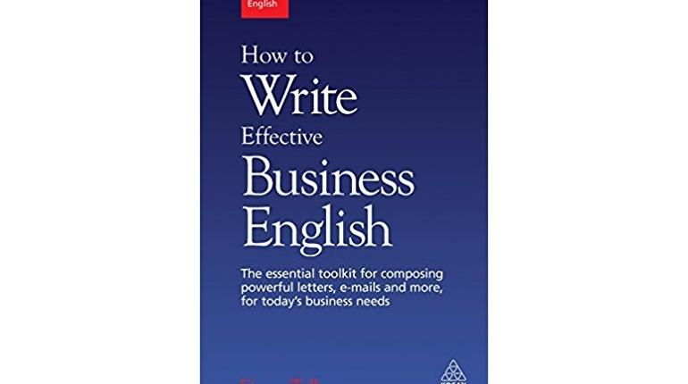 دانلود رایگان کتاب English Business Letters