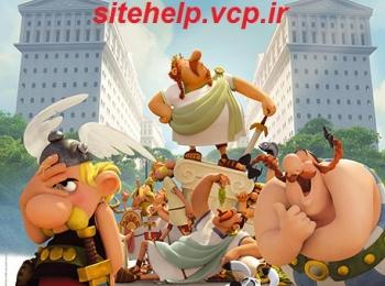 دانلود رایگان انیمیشن Asterix and Obelix: Mansion of the Gods 2014