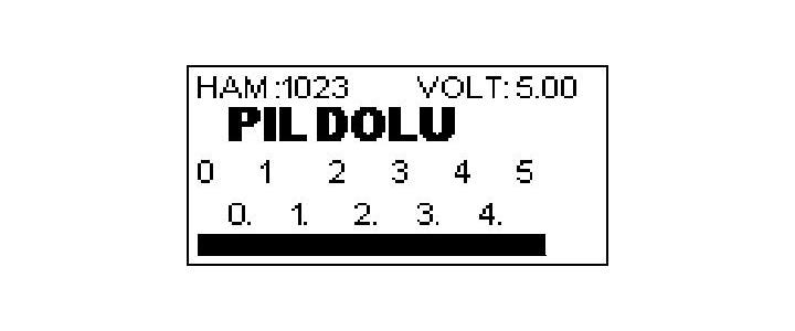 تستر باطری با PIC و نمایشگر LCD گرافیکی