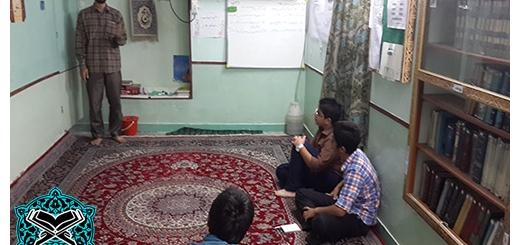 جلسه آموزشی مسئولین 21 خرداد 94