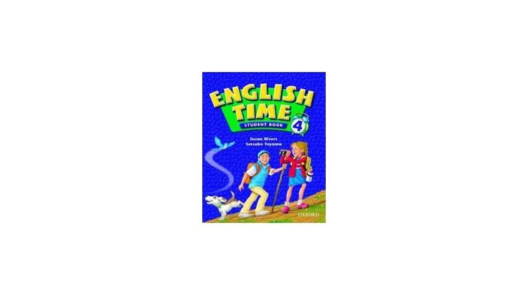آموزش زبان انگلیسی کودکان با English Time 3,4