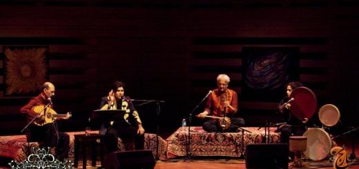 کنسرت صوتی سالار عقیلی و همنوازان در تورنتو – 14 سپتامبر 2012