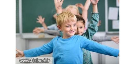 چطور فعالیت جسمانی به کودکان کمک می کند در ریاضی و املا استاد شوند