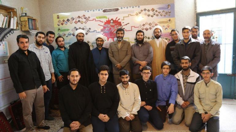 بازدید حاج حسین یکتا از مجموعه قرارگاه منتظران شهادت