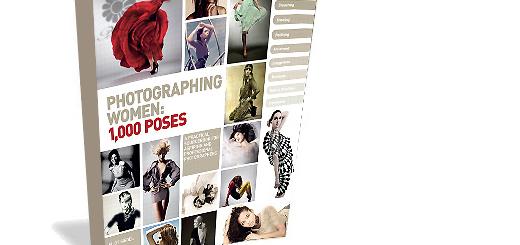 دانلود کتاب الکترونیکی 1000 نمونه ژست عکاسی حرفه ای برای خانم ها