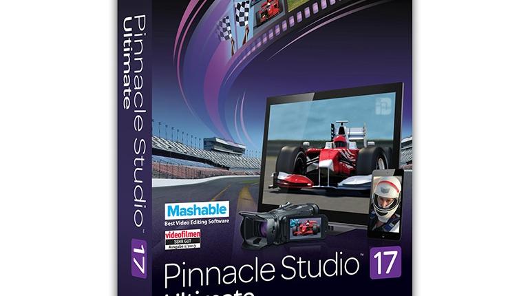 ویرایش فوق حرفه ای ویدیو PINNACLE STUDIO ULTIMATE V17.1
