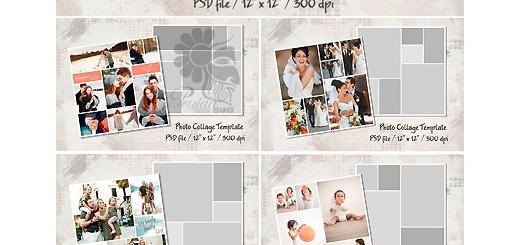 دانلود 12 استوری بورد لایه باز برای آلبوم عروسی