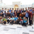 اردوی فرهنگی زیارتی مشهد مقدس مرداد ماه 1396