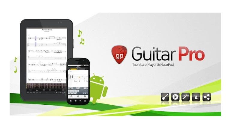 دانلود گیتار پرو 1.5.8 برای اندروید