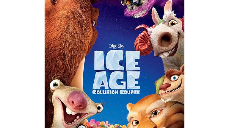 دانلود انیمیشن جدید خارجی عصر یخبندان Ice Age: Collision Course 2016
