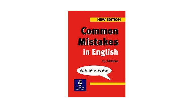 دانلود کتاب Common Mistakes in English