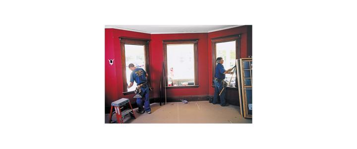 شرکت تعویض درب و پنجره آلومینیومی