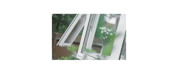 پروفیل در پنجره دو سه جداره upvc وین تک