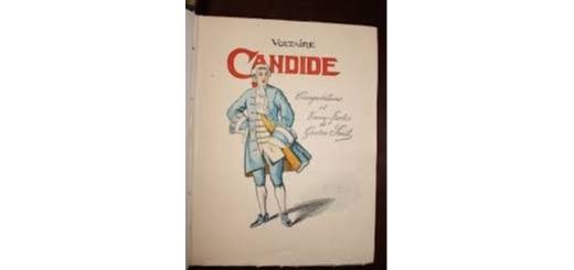 Candide (disambiguation 1759  )    کاندید (ساده دل ) اثر جاویدان ولتر