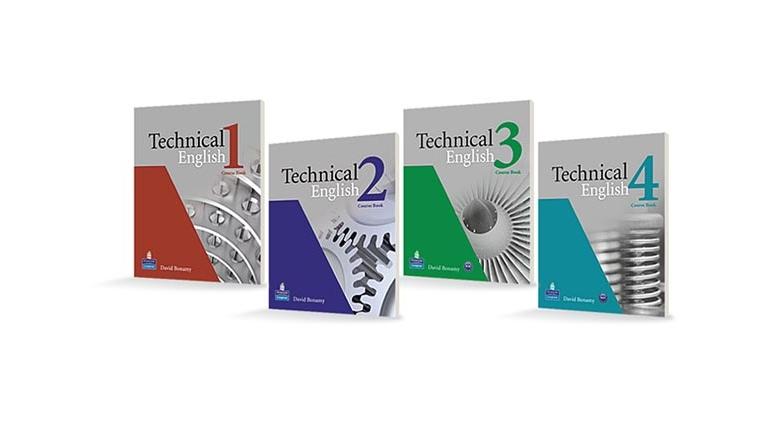 مجموعه آموزش زبان انگلیسی تخصصی Technical English