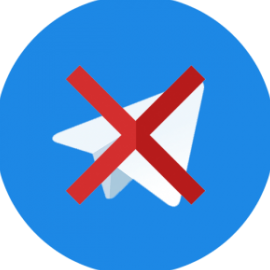 آموزش کامل حذف اکانت تلگرام سریع+دانلود