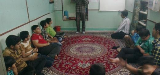 اولین دوره انتخابات شورای جلسات