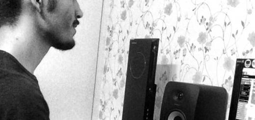 سینا کمره ای تنظیم کننده استودیو آوای همنواز