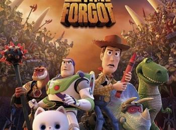 دانلود رایگان انیمیشن جدید Toy Story That Time Forgot 2014
