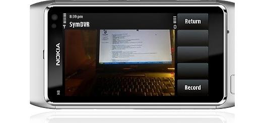 براي فيلمبرداري با بهترين كيفيت SymDVR v1.14