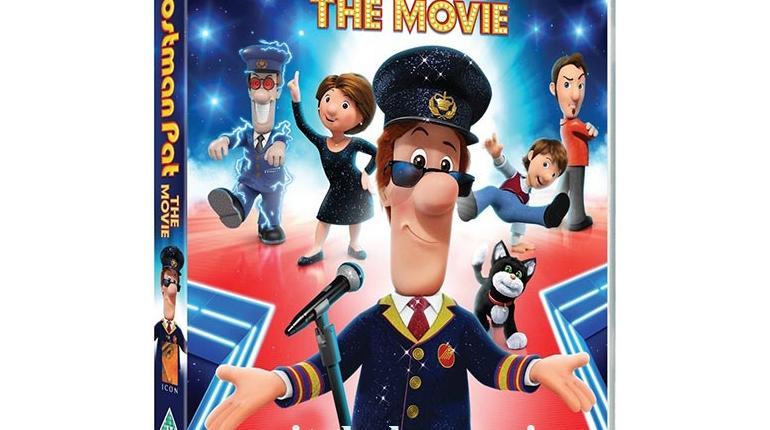 دانلود رایگان انیمیشن جدید و زیبای Postman Pat: The Movie 2014
