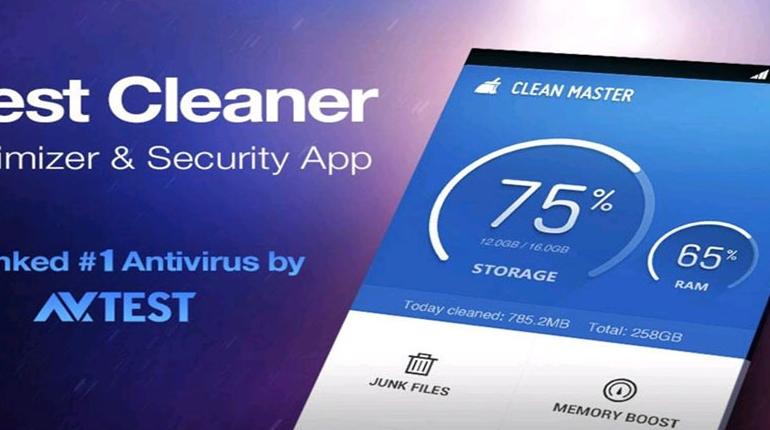 دانلود Clean Master– 5.11.5 – برنامه بهینه ساز اندروید