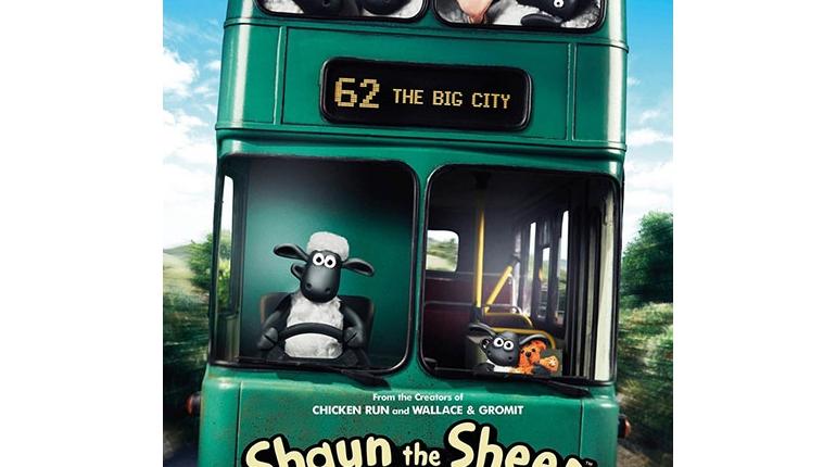 دانلود انیمیشن جدید گوسفند ناقلا Shaun the Sheep Movie 2015