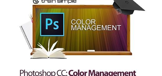 آموزش مدیریت رنگ ها در فتوشاپ سی سی