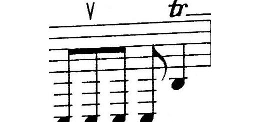 پایه چهارمضراب ترکیبی راست چپ راست . راست راست ۶ . نیما فریدونی
