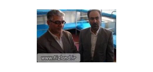 بازدید مدیرکل آموزش و پرورش استان اردبیل از مدارس نمونه دولتی و تیزهوشان ناحیه یک انجام گرفت