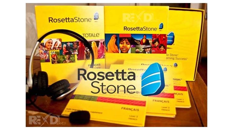 دانلود نرم افزار رزتا استون برای اندروید Rosetta Stone for Android