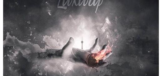 دانلود آهنگ جدید علی بابا بنام لاکچری