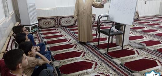 بحث اخلاقی حجت الاسلام یاقدوس 4 مرداد 96