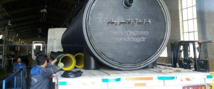طراحی و ساخت سپتیک تانک